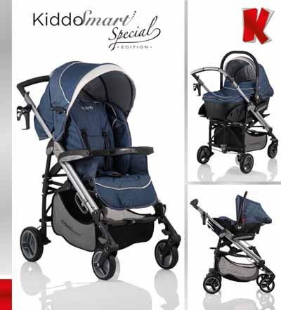 KIDDO 3σε1 Smart Special Jeans Kiddo 1037-9 βόλτα   ασφάλεια   μετακινηση με καροτσι   σύστημα μεταφοράς