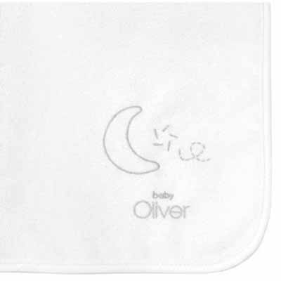 Baby Oliver Σελτεδάκι baby ballet 611 Baby Oliver - 609-6718 home   away   λευκά είδη βρεφικά   σέτ προίκας μωρού