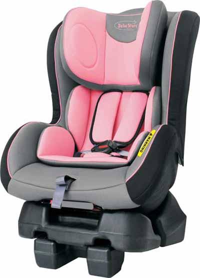 Bebe Stars Κάθισμα αυτοκινήτου Penguin ΧΡΩΜΑ Ρόζ 900 185