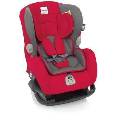 Inglesina Marco Polo Red Inglesina Δώρο το κάλυμμα IN225-4 βόλτα   ασφάλεια   καθισμα αυτοκινητου   group 9 18kg
