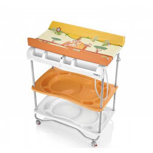 Brevi Μπανιέρα αλλαξιέρα Atlantis Brevi - Safari Kids MAB-5645-57 home   away   αλλαξιερες