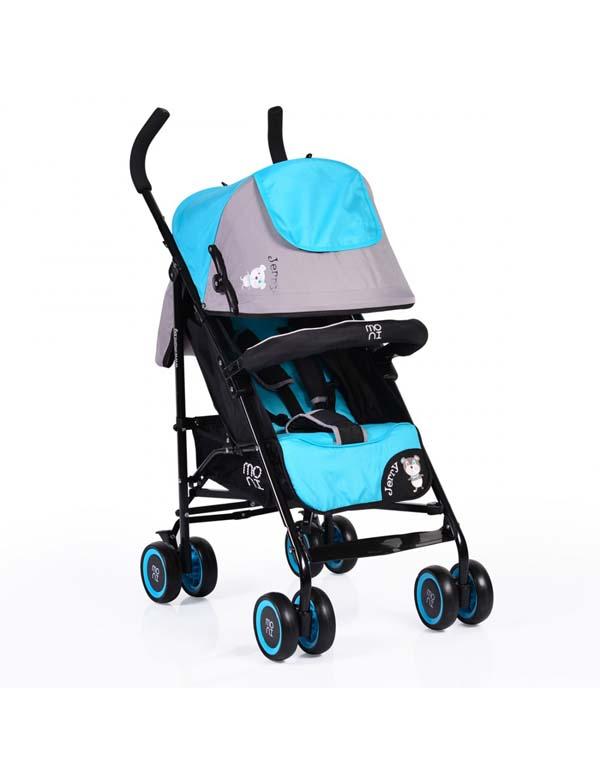 Παιδικό καρότσι Jerry light blue Cangaroo
