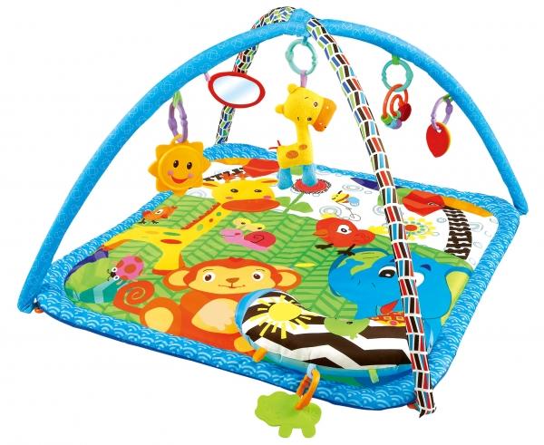 Bebe Stars Βρεφικό Γυμναστήριο Deluxe 100-176 για το μωρο σας   τα πρώτα του παιχνίδια