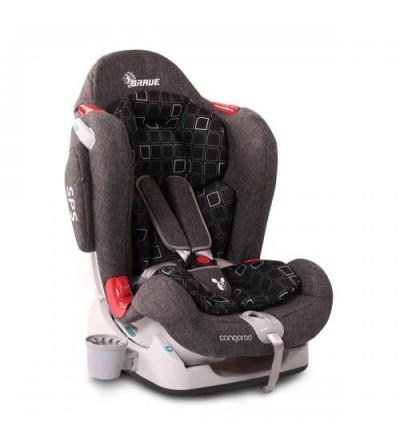 Κάθισμα Αυτοκινήτου Brave 0-25kg Linen Cangaroo 3800146239244