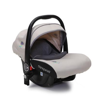 Κάθισμα Αυτοκινήτου Stefanie 0-13kg Beige Cangaroo βόλτα   ασφάλεια   καθίσματα αυτοκινήτου   βρεφικά καθίσματα ασφαλείας αυτοκινήτ