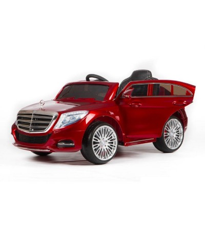 Ηλεκτροκίνητο Αυτοκίνητο 12V Mercedes-Benz S-Class ZP8003 Eva Wheels Cangaroo Red 3800146252861