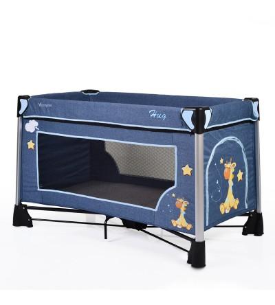 Παρκοκρέβατο Hug Blue Cangaroo 3800146247157