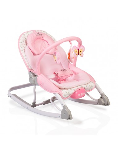 Cangaroo Relax Carrie Pink home   away   ριλάξ βρεφικά