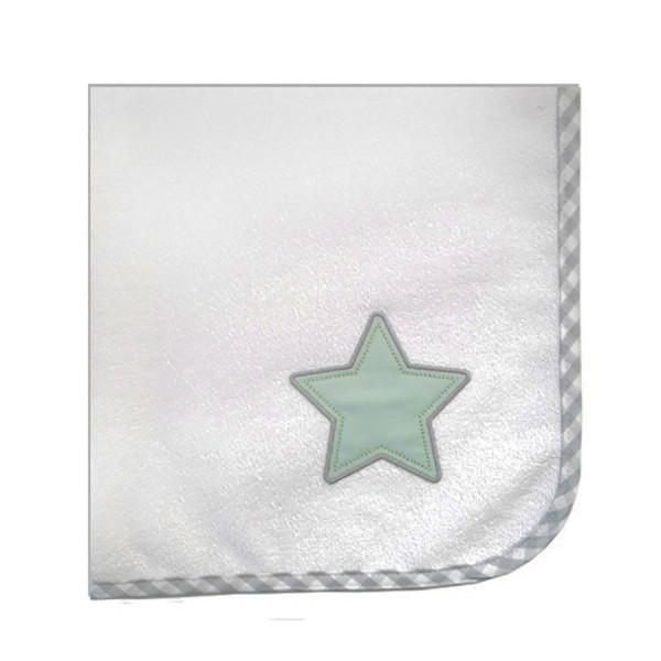 Βρεφικό Σελτεδάκι Baby Oliver Lucky Star 304 home   away   λευκά είδη   λευκά είδη βρεφικά   σελτεδάκια