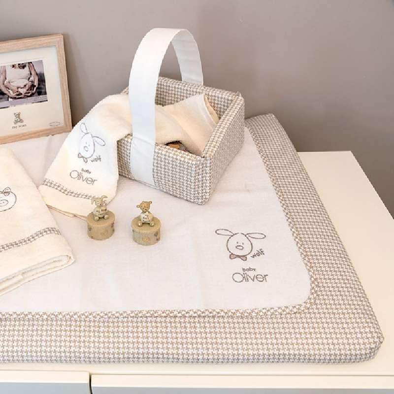 Καλαθάκι Καλλυντικών Baby Oliver Mr.Wolf & Co 305 home   away   λευκά είδη   λευκά είδη βρεφικά   διάφορα αξεσουάρ