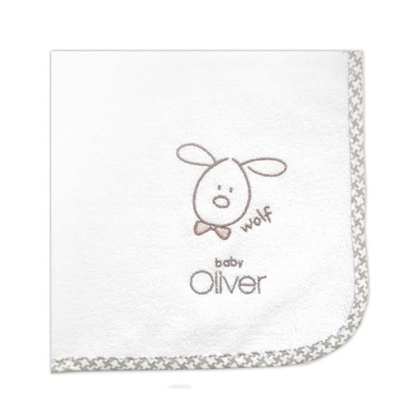 Βρεφικό Σελτεδάκι Baby Oliver Mr.Wolf & Co 305 home   away   λευκά είδη   λευκά είδη βρεφικά   σελτεδάκια    πάνες