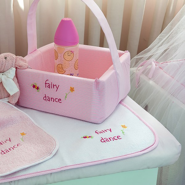 Καλαθάκι Καλλυντικών Baby Oliver Fairy Dance 307 home   away   λευκά είδη   λευκά είδη βρεφικά   διάφορα αξεσουάρ