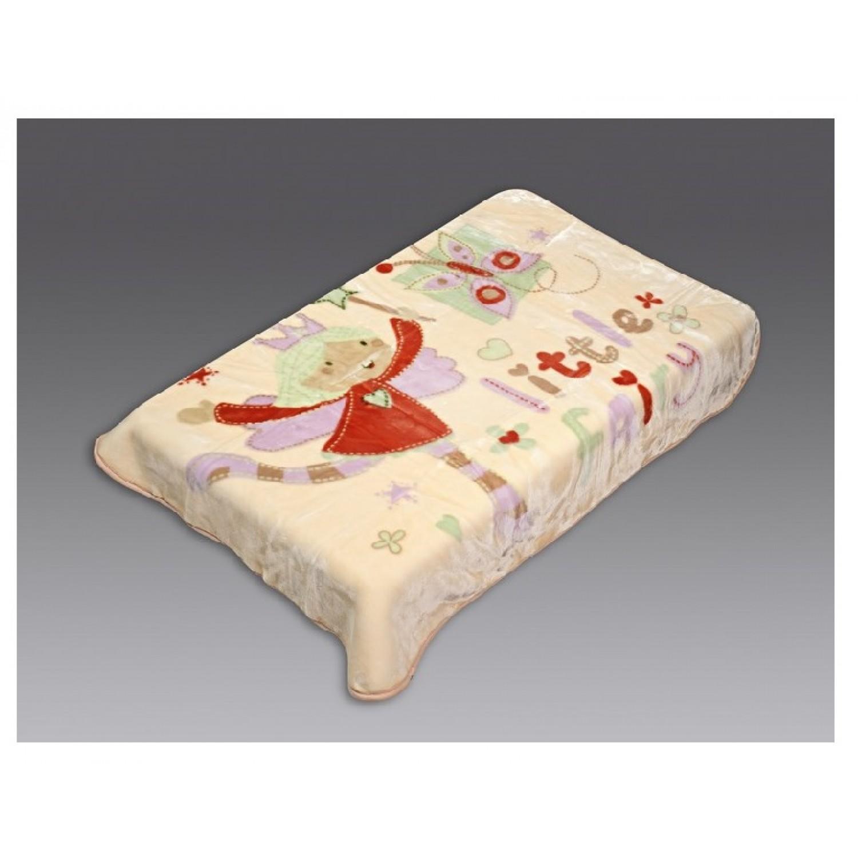 Κουβέρτα βρεφική βελουτέ 110Χ140 Beauty Home 5087 home   away   λευκά είδη   λευκά είδη βρεφικά   κουβέρτες βρεφικές