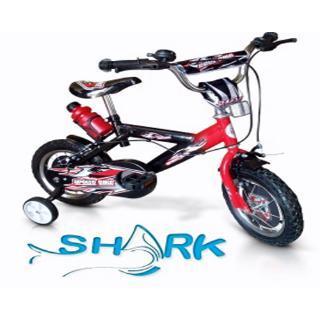 Just Baby Παιδικό ποδηλατάκι 12'' SHARK 1213