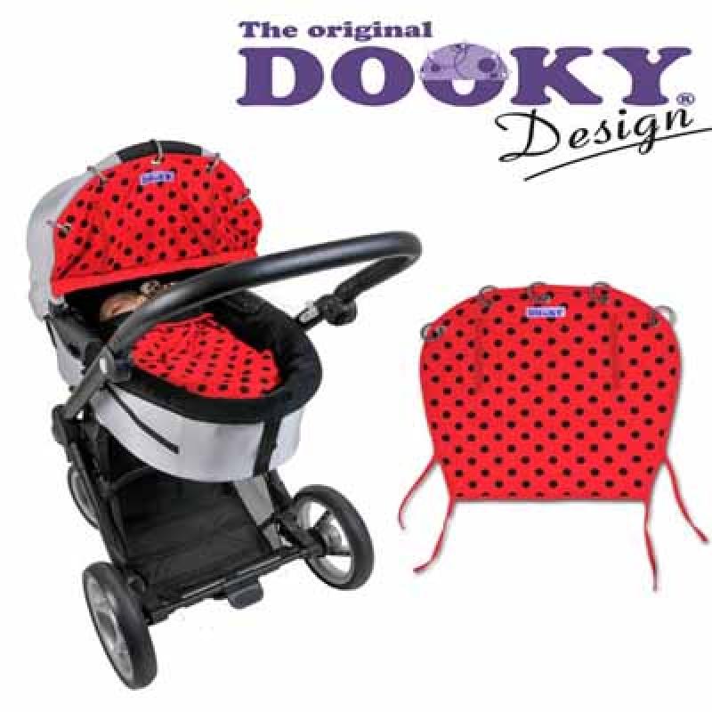 DOOKY Ύφασμα Σκίαστρο Dooky - Lady Bag βόλτα   ασφάλεια   μετακινηση με καροτσι   καρότσια αξεσουαρ