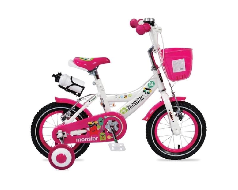 """Παιδικό Ποδήλατο 1281 12"""" Pink Byox"""