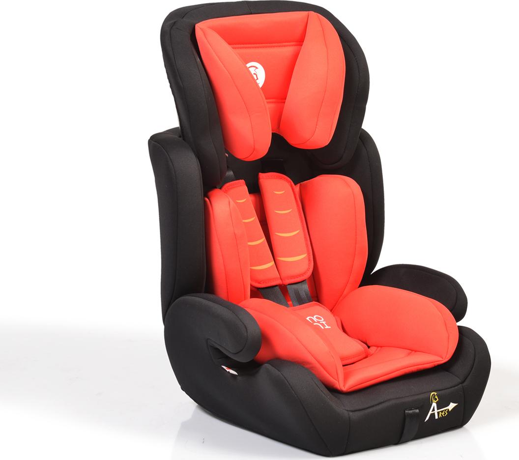 Κάθισμα Αυτοκινήτου Ares 9-36kg Red Cangaroo