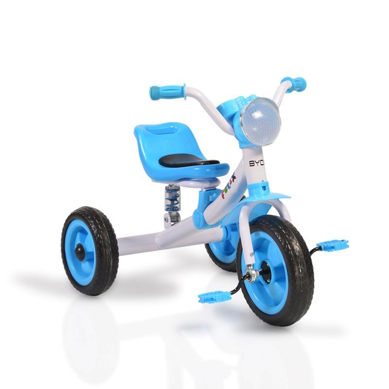 Τρίκυκλο Ποδηλατάκι Felix BlueByox