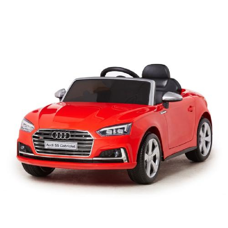 Ηλεκτροκίνητο Αυτοκίνητο AUDI S5 CABRIOLET HL258 12V Red Cangaroo