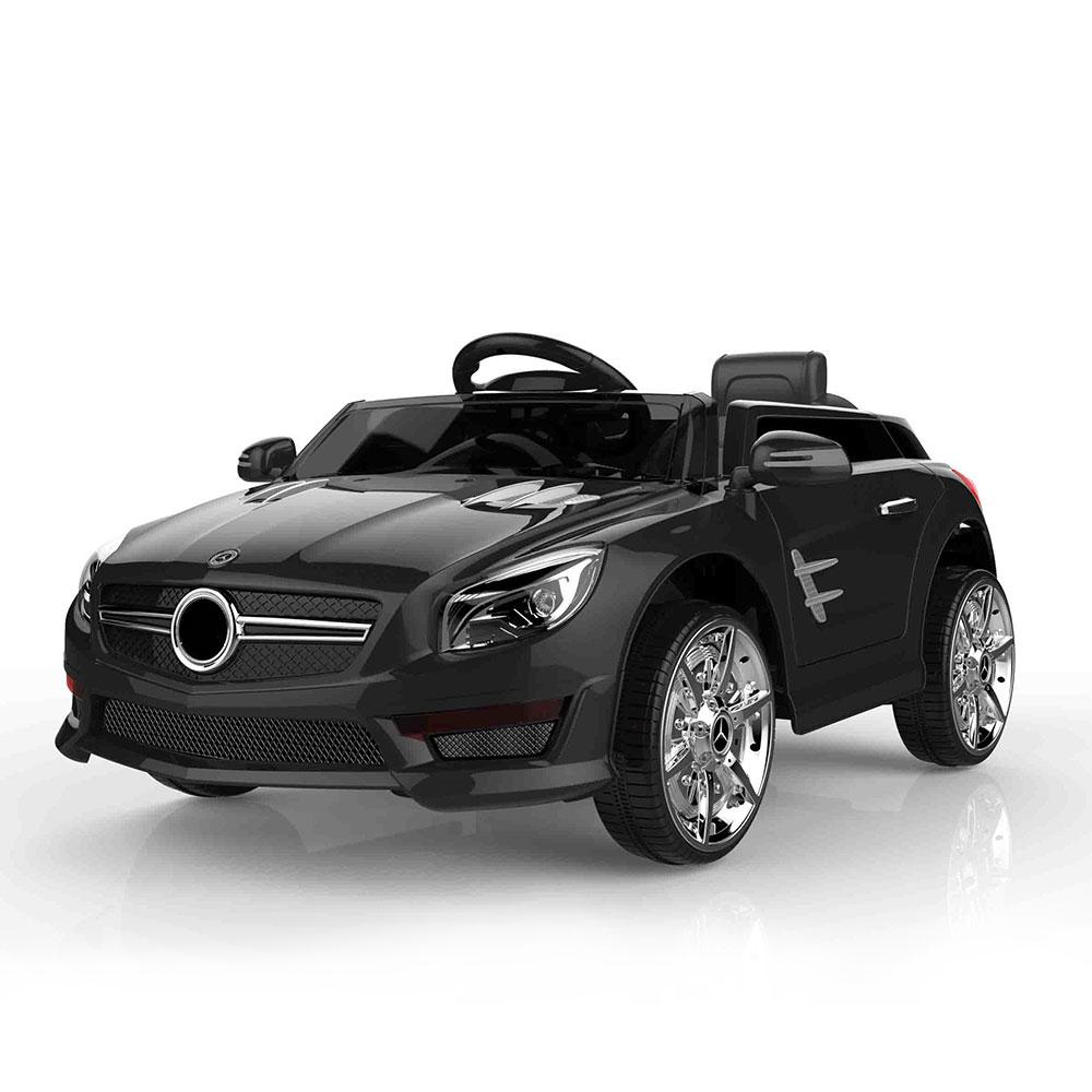 Ηλεκτροκίνητο Αυτοκίνητο 6V Mega Power S698 Black Cangaroo