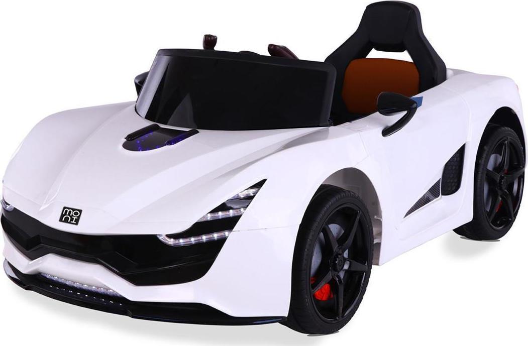Ηλεκτροκίνητο Αυτοκίνητο Magma White 12V Moni