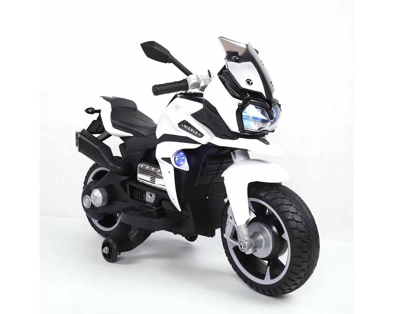 Ηλεκτροκίνητη Μηχανή 6V Rio R800 White Cangaroo