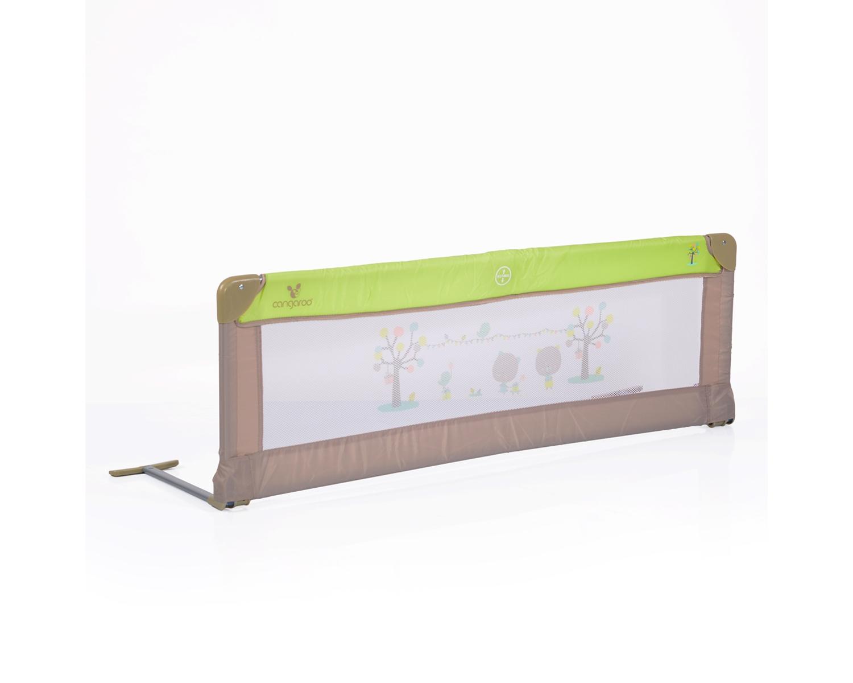Προστατευτική Μπάρα Κρεβατιού Bed Rail Green Cangaroo