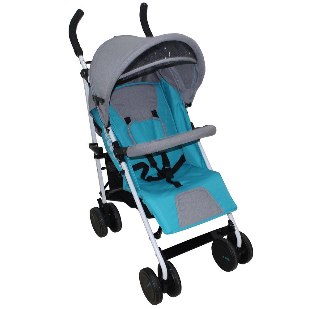 Καρότσι Smart Bebe Stars Cyan 184-181 βόλτα   ασφάλεια   μετακινηση με καροτσι   παιδικά καρότσια ελαφριού τύπου