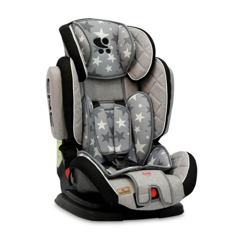 Lorelli Παιδικό κάθισμα αυτοκινήτου Magic Sps9-36kg Grey Stars