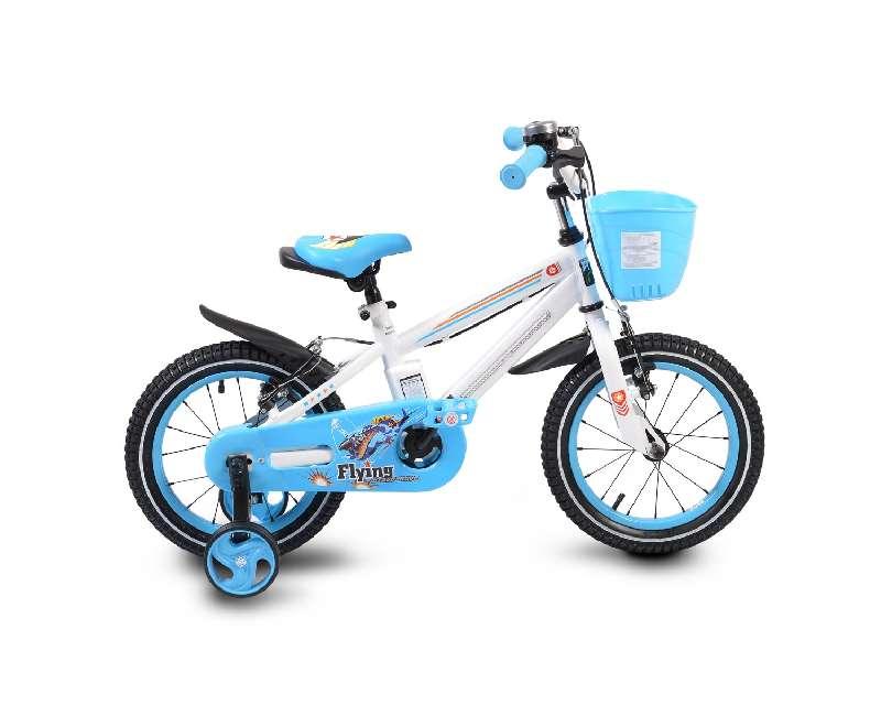 Byox ΠαιδικόΠοδήλατο 1490 14'' Blue 3800146201562