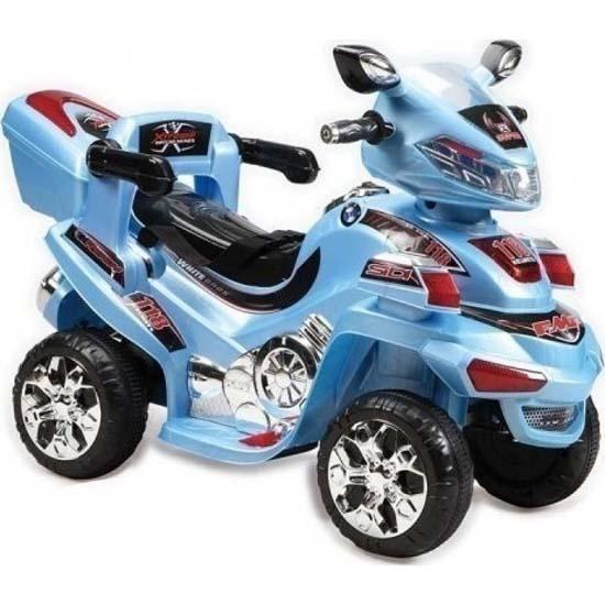 Ηλεκτροκίνητη Μηχανή 6Volt B021 Blue Cangaroo