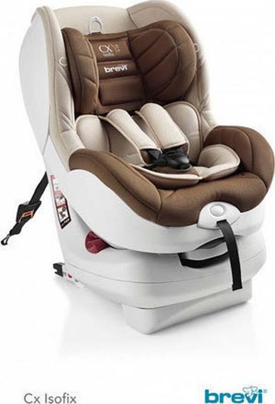 Κάθισμα Αυτοκινήτου CX TT IsoFix Brevi - Brown