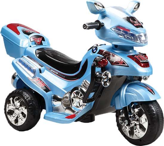 Ηλεκτροκίνητη Μηχανή 6Volt C031 Blue Cangaroo