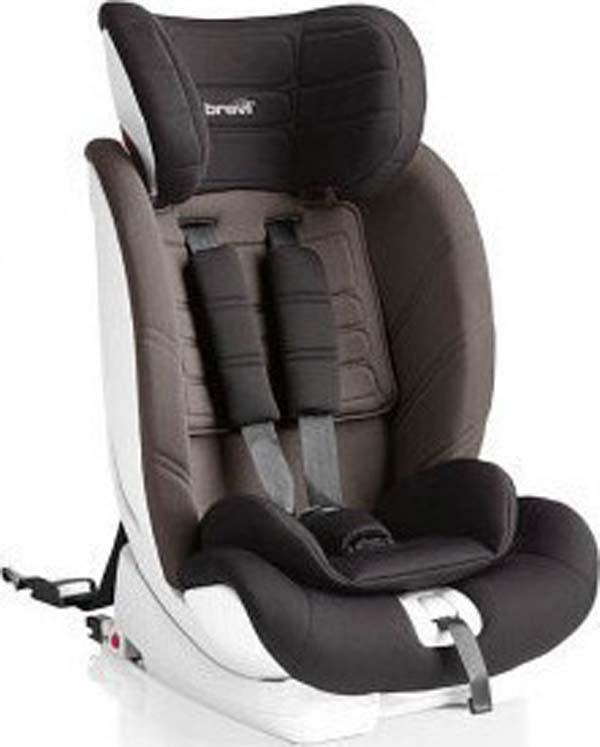 Βρεφικό Κάθισμα Αυτοκινήτου TAZIO TT IsoFix Brevi -Grey