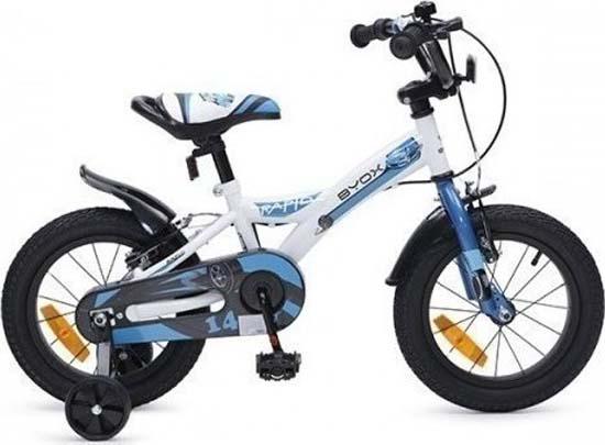 """Παιδικό Ποδήλατο Byox Rapid 14"""" Blue Cangaroo"""