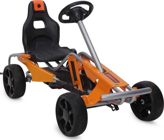 Παιδικό Αυτοκινητάκι Go Kart Wind with Eva Wheels 1503 Cangaroo