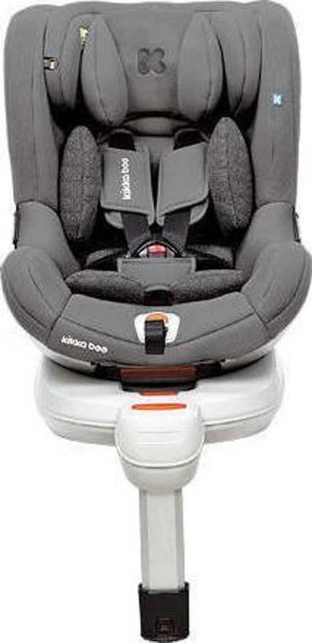 Kikkaboo Κάθισμα Αυτοκινήτου Roll And Go 0-18kg Grey βόλτα   ασφάλεια   καθίσματα αυτοκινήτου   βρεφικά καθίσμα ασφαλείας αυτοκινήτου
