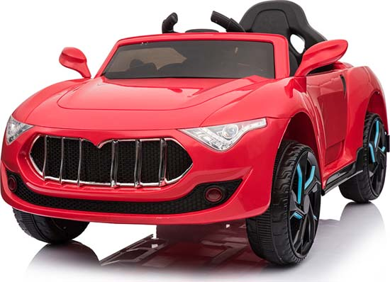 Ηλεκτροκίνητο Αυτοκίνητο Mercury RBT-558 Red Cangaroo