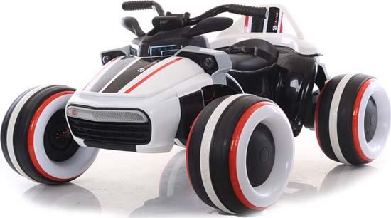 Ηλεκτροκίνητο Αυτοκίνητο Mars 12V SMT-918 White Cangaroo