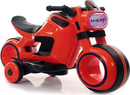 Ηλεκτροκίνητη Μηχανή 6Volt Jupiter Red Cangaroo