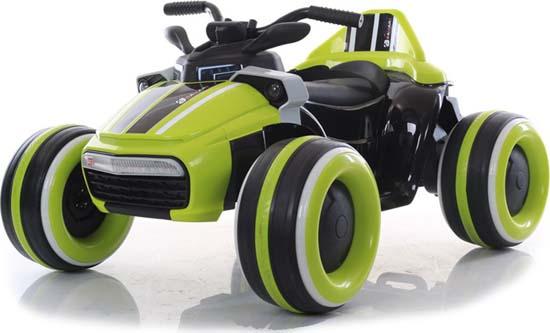 Ηλεκτροκίνητο Αυτοκίνητο Mars 12V SMT-918 Green Cangaroo
