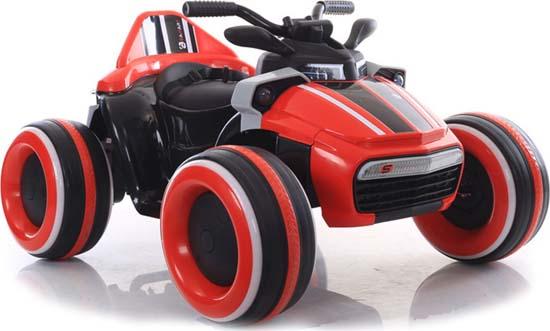 Ηλεκτροκίνητο Αυτοκίνητο Mars 12V SMT-918 Red Cangaroo