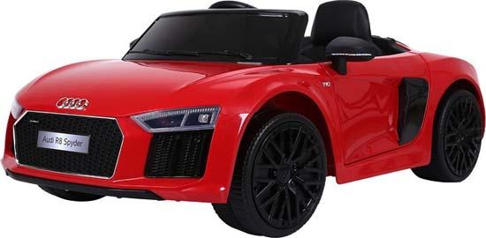 Ηλεκτροκίνητο Αυτοκίνητο Audi Spyder R8 12V JJ2198 Red Cangaroo