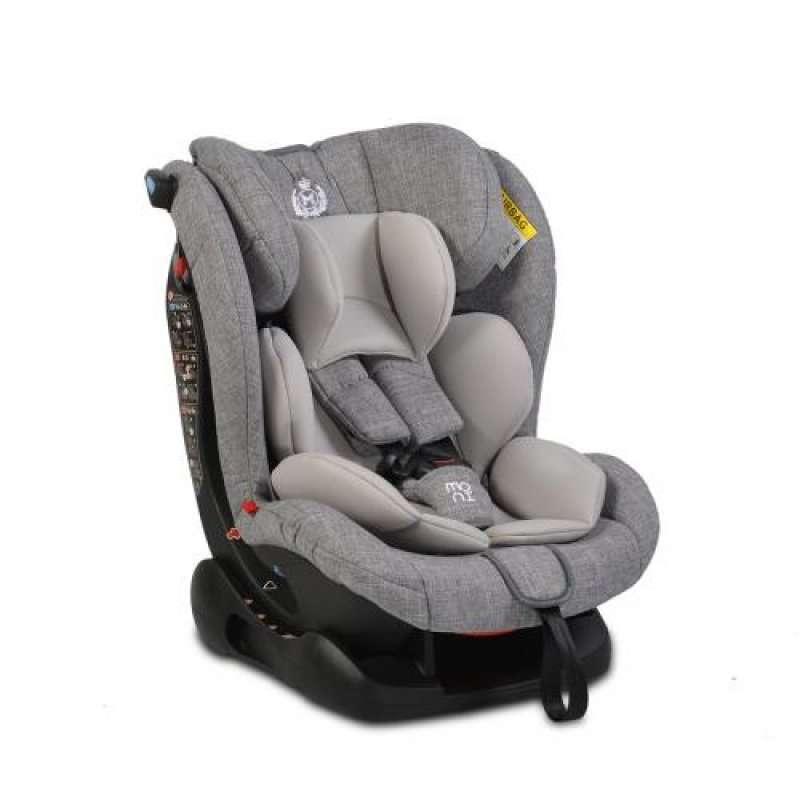 Κάθισμα Αυτοκινήτου Marshal 0-36kg Grey Moni
