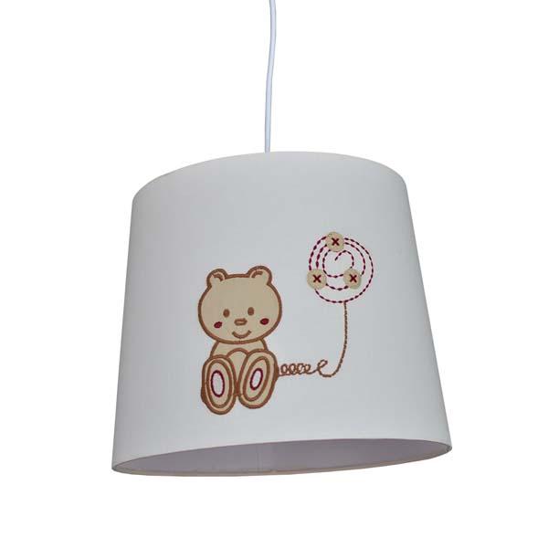 Φωτιστικό Teddy Bear 2089 Bebe Stars home   away   λευκά είδη   λευκά είδη βρεφικά   φωτιστικά βρεφικά