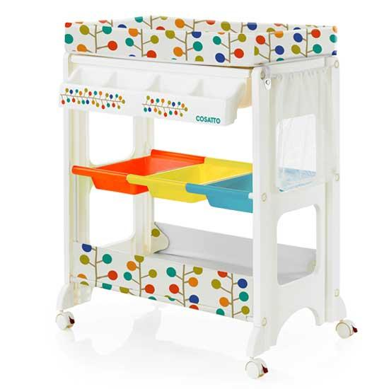 Cosatto Μπανιέρα Αλλαξιέρα Easi Peasi - Fable home   away   baby bath
