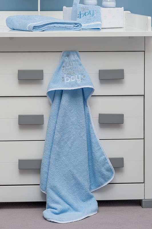 Κάλυμμα Αλλαξιέρας με Σελτεδάκι My Little Blue Joy Design 303 Baby Oliver home   away   λευκά είδη βρεφικά   σελτεδάκια