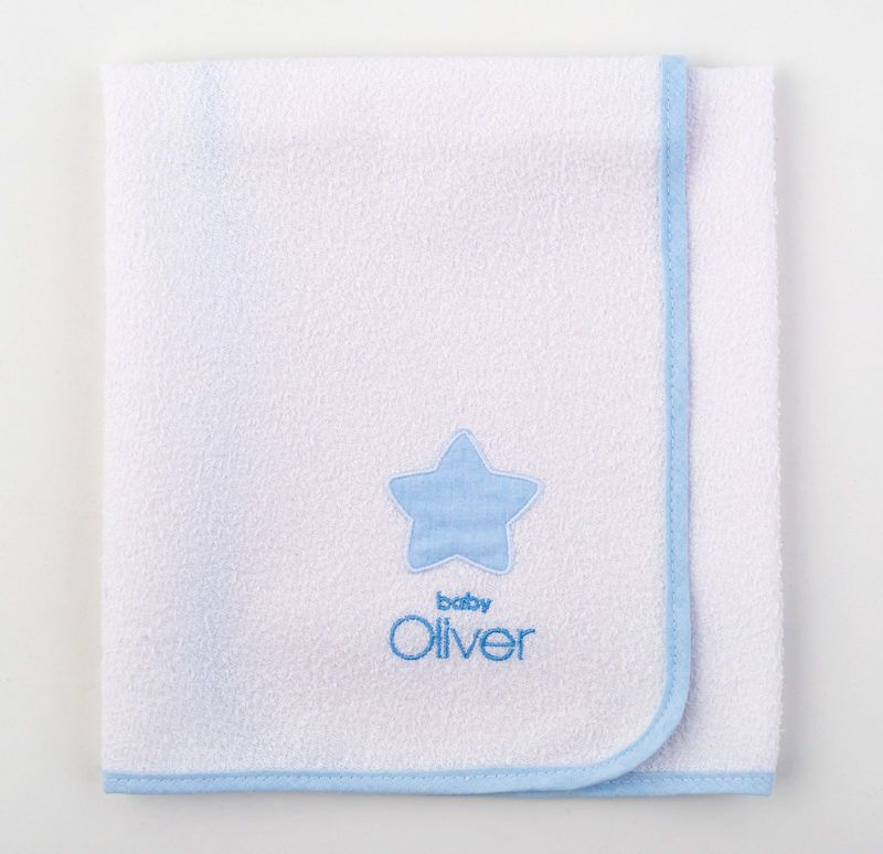 Σελτεδάκι My Little Blue Joy Design 303 Baby Oliver