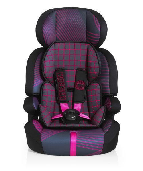 Κάθισμα Αυτοκινήτου Koochi Motohero Pink Hyperwave