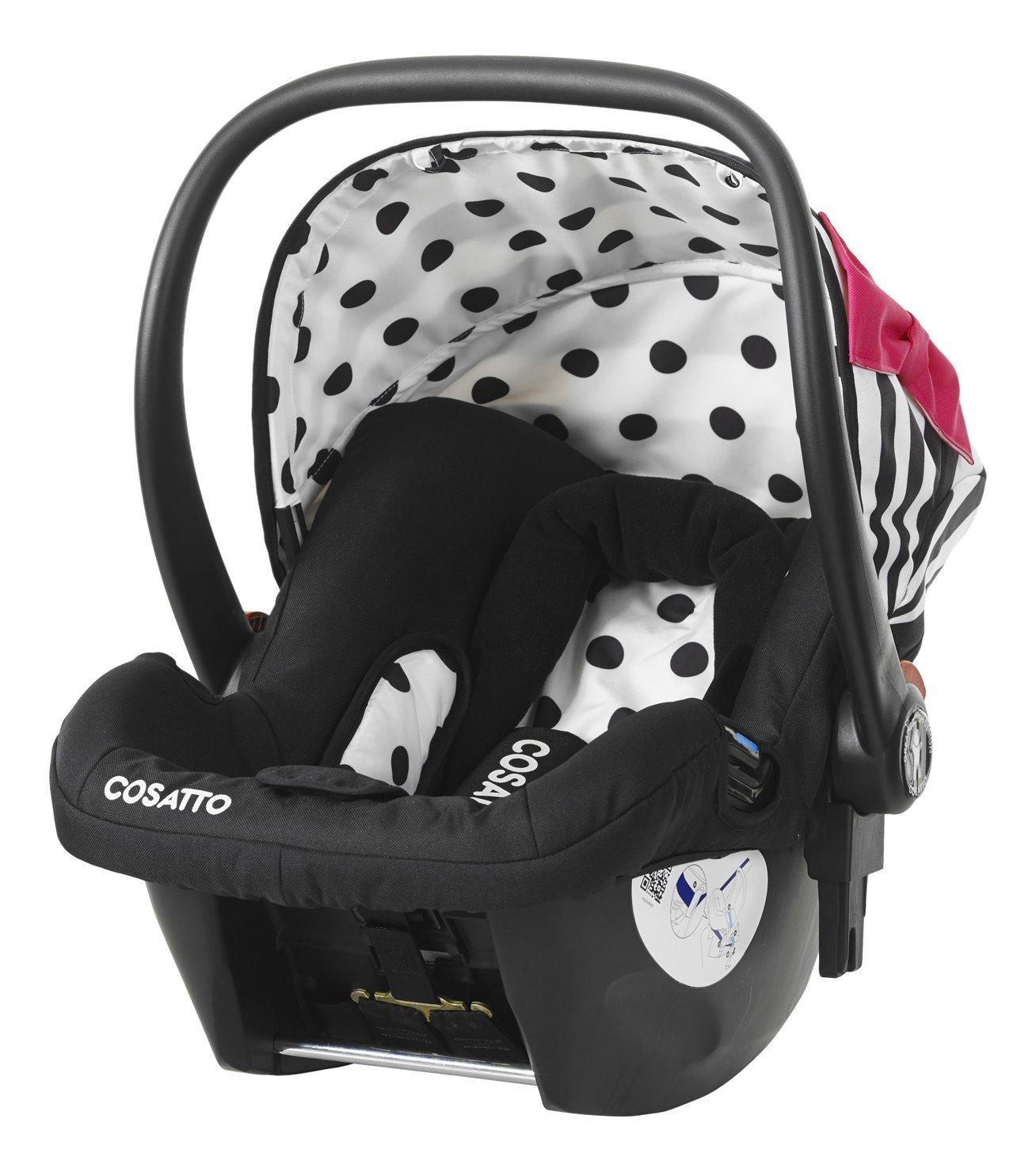 COSATTO Cosatto Κάθισμα Aυτοκινήτου Aσφαλείας Hold Go Lightly 0-13Kg 3168 βόλτα   ασφάλεια   καθίσματα αυτοκινήτου   βρεφικά καθίσματα ασφαλείας αυτοκινήτ